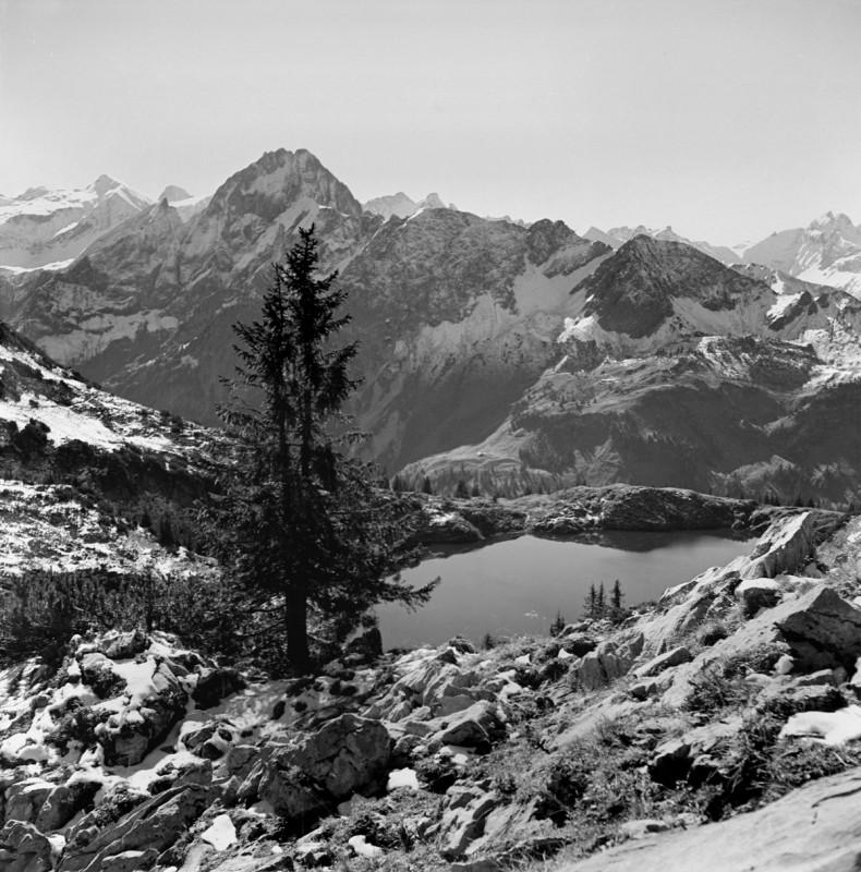 Stilles Glück in den Bergen, 1946