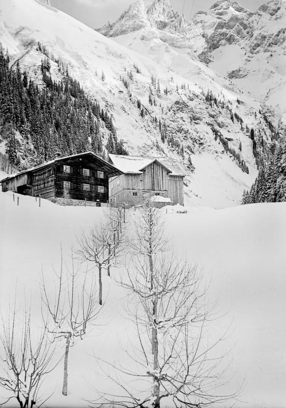 Winter im Gebirge, 1923
