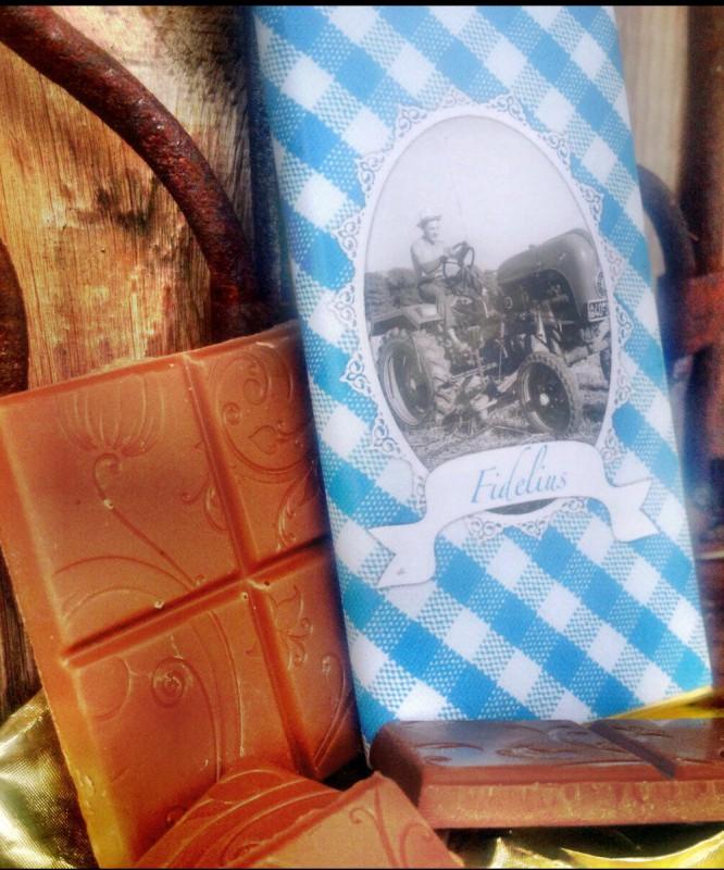 "Lala Schokolade ""Fidelius"""