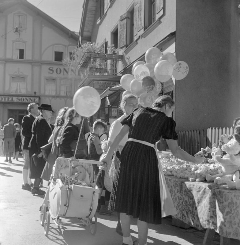 Gallusmarkt, 1939