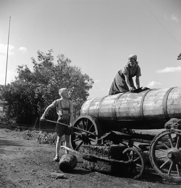 Landarbeit macht Spaß, 1939