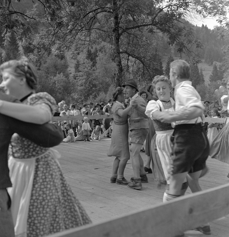 Waldfest, 1956