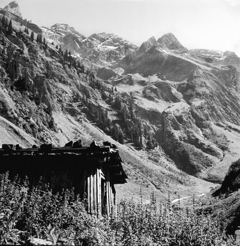 Bacherloch ganz nah, 1940