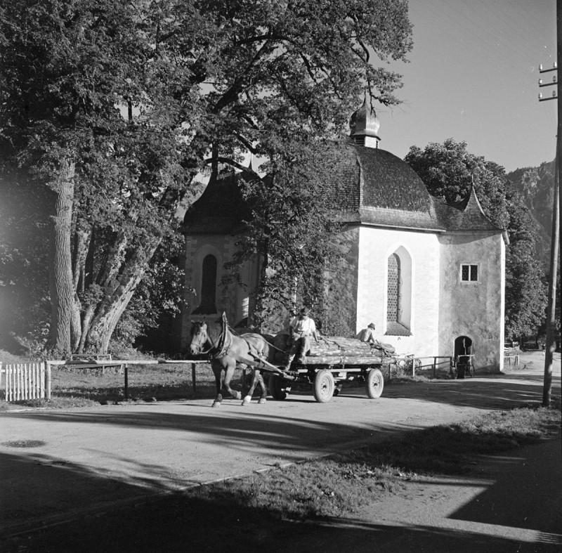 Oberstdorfer Lorettokapelle, 1946