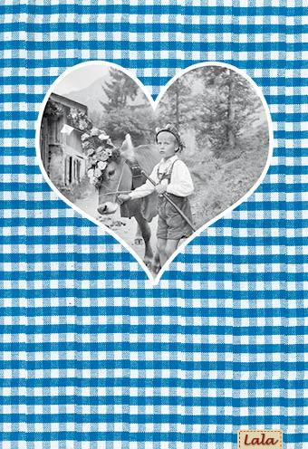 """Postkarte """"Hirtenjunge"""""""