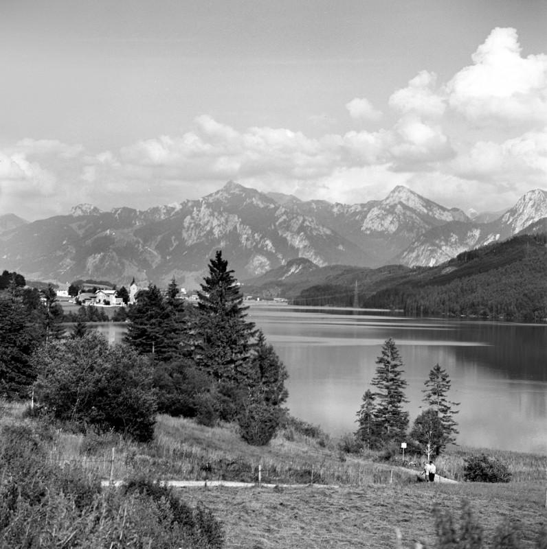 Weissensee, 1954