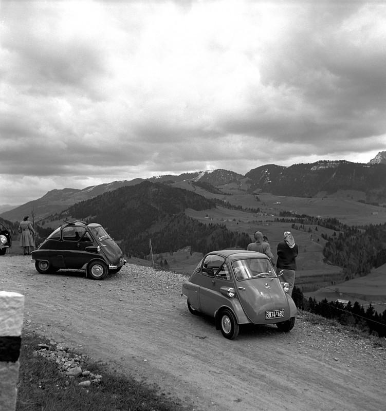 Zwei Isetta