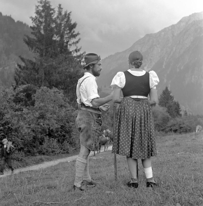 Romantik, 1956