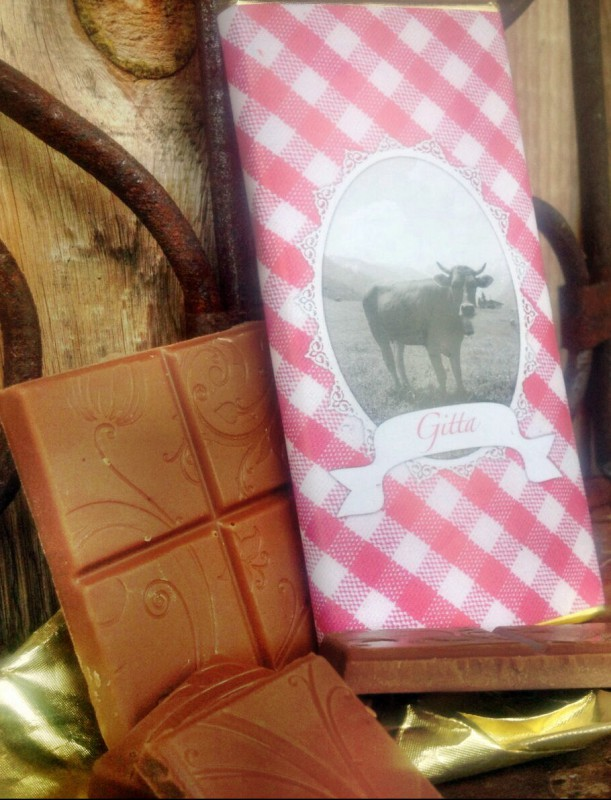 "Lala Schokolade ""Gitta"""