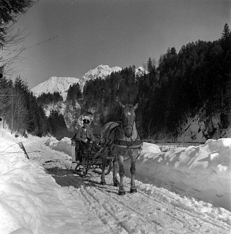Pferdepost, 1940
