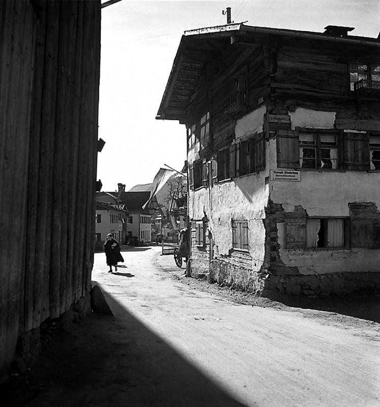 Altes Bauernhaus, 1935