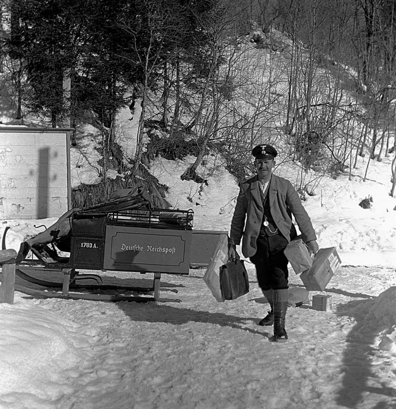 Postbote, 1940
